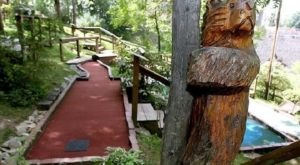 Mountain State Miniature Golf In West Virginia Is Insanely Fun For The Whole Family