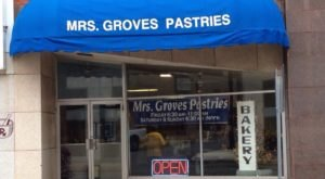 Mrs. Grove's Pastries Is A Pennsylvania Bakery With Huge Cinnamon Rolls