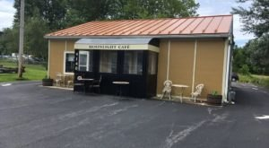 Moonlight Cafe In Pennsylvania Is A Tiny Restaurant Known For Its Tasty Fare And Big Portions