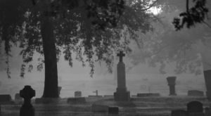 Coulterville Cemetery Is One Of Pittsburgh's Spookiest Cemeteries