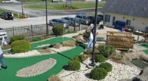 This 26,000-Square Foot Mini Golf Course In Pennsylvania Is Like A Dream