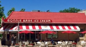 Stop By Bonnie Brae Ice Cream, A Charming Ice Cream Shop With Delicious Hard Scoop In Colorado