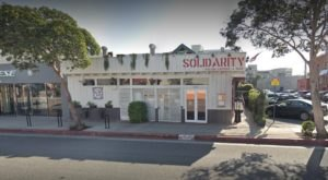 You'll Find All Sorts Of Old World Eats At Solidarity Restaurant, A Polish Restaurant In Southern California