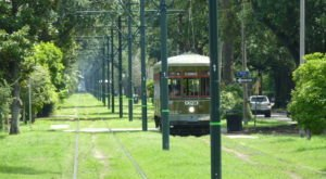 Most People Don't Know The Oldest Operating Streetcar Is Right Here In Louisiana