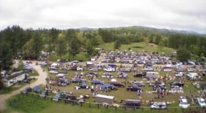 You Could Spend All Day At This Awesome Flea Market In New Hampshire