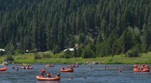 This River Adventure In Idaho Is An Outdoor Lover's Dream