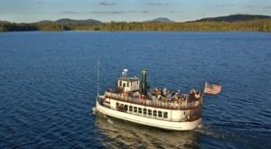 Start Your Sunday With A Beautiful Brunch Cruise On Raquette Lake In New York