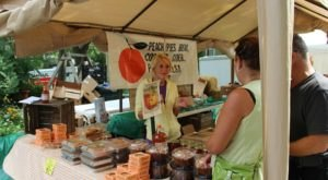 The Annual Peach Festival In Romeo Is One Of Michigan's Oldest And Sweetest Celebrations
