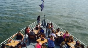 Vermont's Champagne On Lake Champlain Brunch Cruise Is A Great Way To Start Your Day