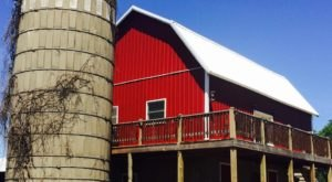 Stay In A Converted Barn Silo For A One-In-A-Million Experience In Iowa