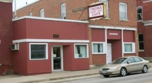 The Charming Small Iowa Town Of Garnavillo Is Home To The Historic And Delightful Thoma Dairy Bar