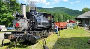 This Open Air Train Ride In New York Is A Scenic Adventure For The Whole Family