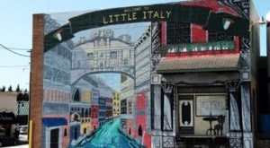 Take A Trip To Delaware's Very Own Little Italy For A Day Of Delicious Eating
