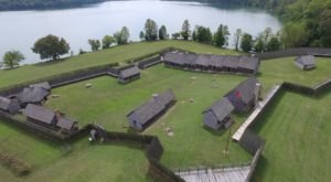 Visit Fort Louden State Park, A Reconstructed British Frontier Fort In The Hills Of East Tennessee