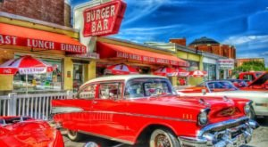 Burger Bar In Bristol, Virginia Has Been Serving Up Classic Burgers Since The 1940s