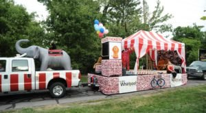 The World's Largest Popcorn Festival, The Marion Popcorn Festival, Happens Right Here In Ohio