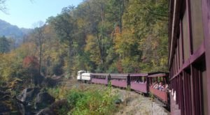 Ride The New Fall Colors Express And Tour A Coal Mine In Kentucky