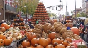The World's Largest Pumpkin Festival Is Right Here In Ohio And You Don't Want To Miss It
