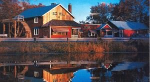 Explore Red Mill, A One Of A Kind Gift Shop, In Small Town Wisconsin