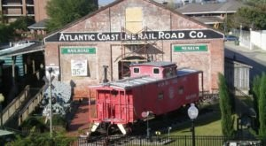 The Largest Model Train Layout In The State Is In This North Carolina Town And It's Perfect For Your Next Outing