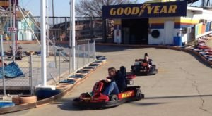Midway Speedway, The Largest Go-Kart Track In Delaware, Will Take You On A Unique Adventure