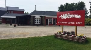 Bring Your Dairy Dreams To Life At This Ice Cream Cafe In Michigan