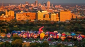 Missouri's Home To The Oldest Hot Air Balloon Festival In The World And You Don't Want To Miss It