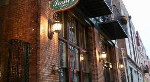You'll Feel Right At Home At Irene's Italian Restaurant In New Orleans