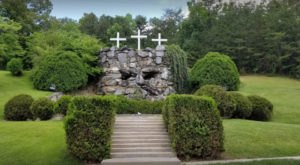 Most People Don't Know This Unique Shrine In North Carolina Exists