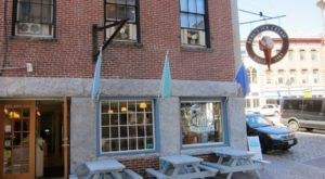 Stop By Beals Ice Cream, A Charming Ice Cream Shop With Delicious Hard Scoop In Maine