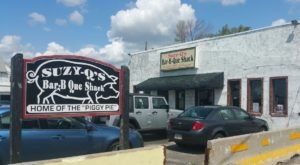 Suzy Q's Bar-B-Que Is One Of The Best Roadside BBQ Joints In Buffalo