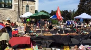 You Could Spend All Day At This Awesome Flea Market In Buffalo