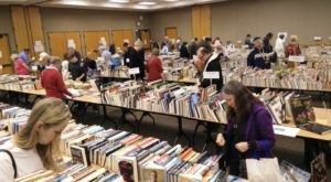 Don't Miss This Big Book Sale Near Detroit That's Delighted Literary Lovers For Years
