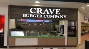 You'll Be Craving The Burgers From Crave Burger Company In North Dakota All The Time After You've Tried Them