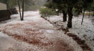 These 7 Photos Captured The Biggest Hail Storm In Arizona History Back In 2010