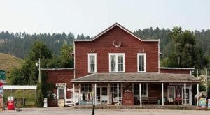 The Charming Wyoming General Store That's Been Open Since Before The First World War