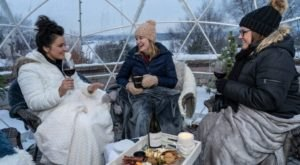 Book An Igloo At The Ridge Hotel In Wisconsin For A One-Of-A-Kind Experience