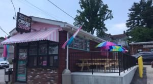 This Charming Ice Cream Shop Has Some Of The Best Hard Scoop In Rhode Island
