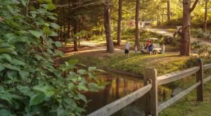 The One-Of-A-Kind Campground In Connecticut That You Must Visit Before Summer Ends