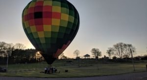 This Harvest Hot Air Balloon Fest Will Be A Northeast Ohio Dream