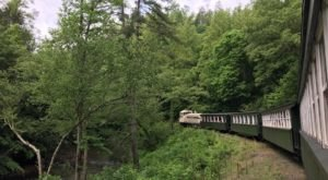 The Moonshine Train Ride In Kentucky Is Coming Up And It's Filled With History