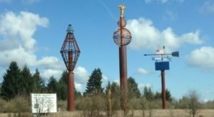 You Probably Haven't Ever Anything Like This Quirky Sculpture Park In Washington