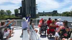 Take This History Tour By Boat To Learn About Buffalo In A Whole New Way