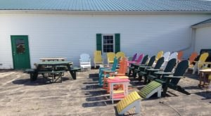 Benchley's Amish Furniture Store In Michigan Houses 20,000 Square Feet Of Treasures