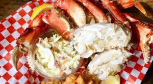 Don't Miss This Small Town Restaurant For The Most Delicious Crab In Alaska
