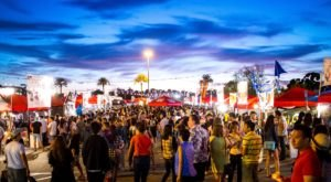 There's A Northern California Night Market With Hundreds Of Mouthwatering Food Vendors