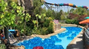 This 1250-Foot Southern California Lazy River Has Summer Written All Over It