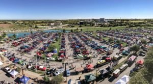The Largest Classic Car Show In Missouri Is A Once-In-A-Lifetime Experience