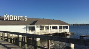 Visit Morel's In Louisiana, A Small Town Restaurant With Big Time Scenic Views