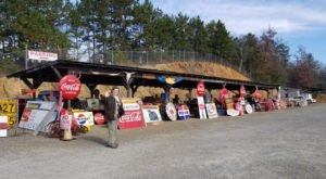 Deckers Flea Market Is A Charming And Out Of The Way North Carolina Destination